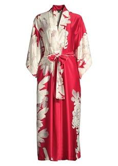Natori Opulent Floral Robe