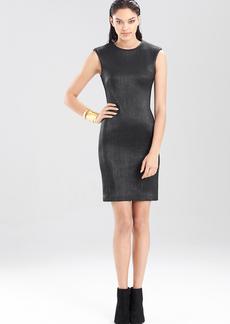Ottoman Shine Sleeveless Dress