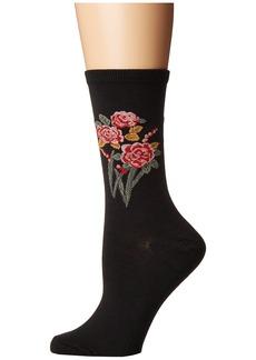Natori Rose Garden Fashion Crew