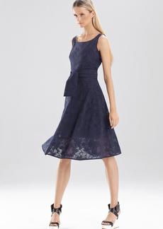 Shadow Floral Dress