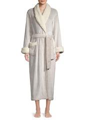Natori Sherpa-Trim Robe
