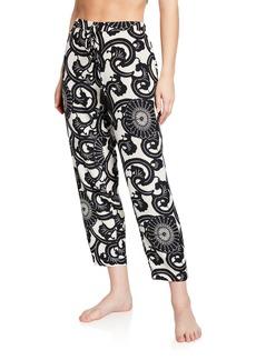 Natori Silk Road Graphic Lounge Pants