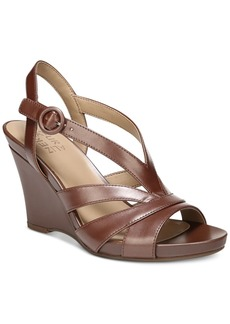 Naturalizer Brandy Wedge Sandals Women's Shoes