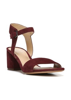 Naturalizer Caitlyn Perforated Ankle Strap Sandal (Women)