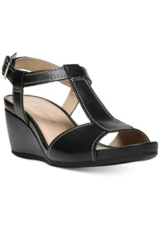Naturalizer Camilla Wedge Sandals Women's Shoes