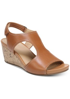 Naturalizer Cinda Wedge Sandals Women's Shoes