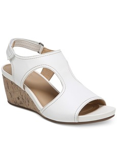 Naturalizer Cinda Wedge Sandals Women's Shoes