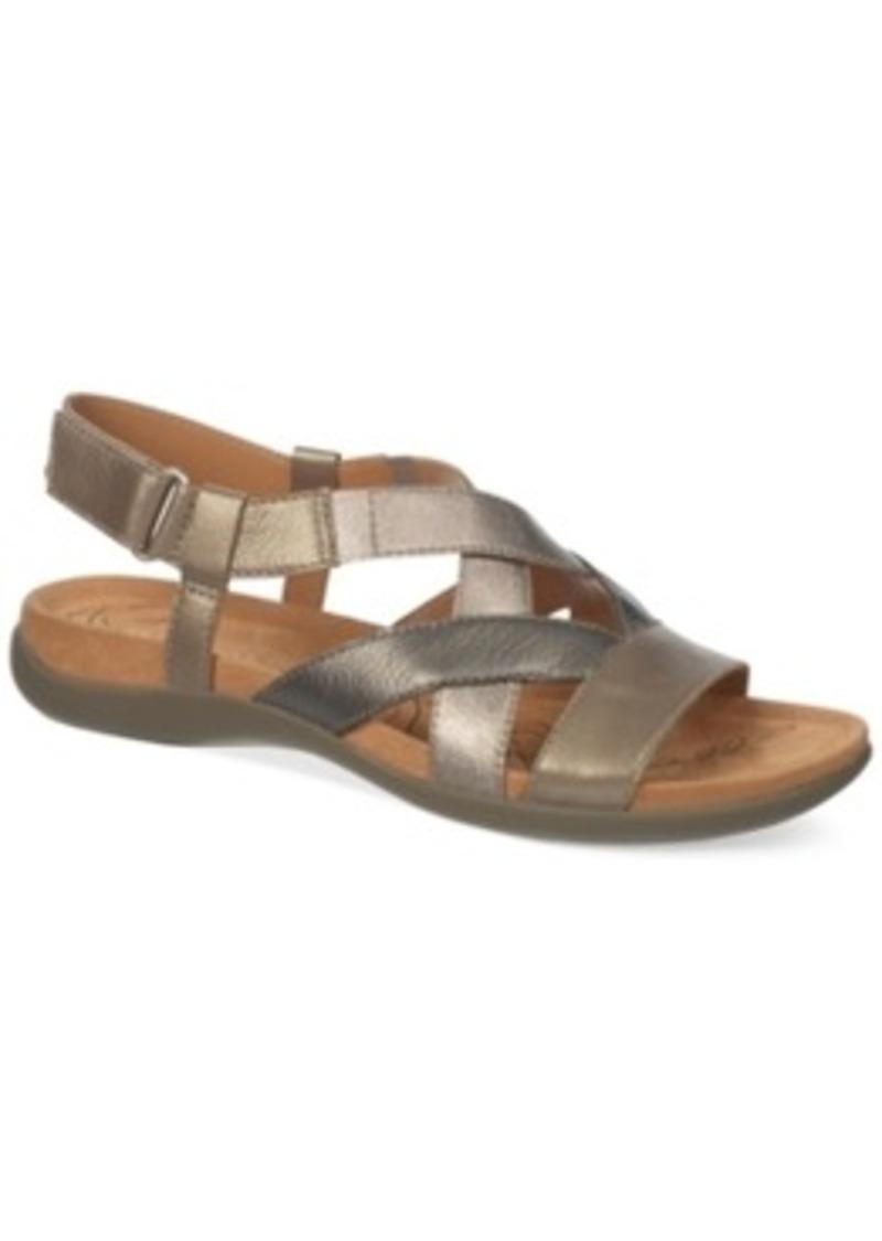naturalizer naturalizer edith flat sandals s shoes