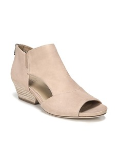 Naturalizer Greyson Open Toe Bootie (Women)