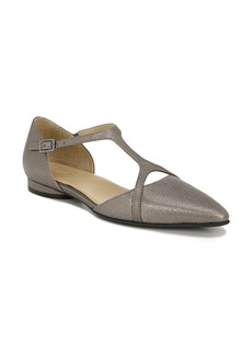 Naturalizer Hana Pointy Toe Flat (Women)