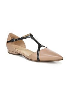 Naturalizer Hana Pointy Toe Flat (Women)