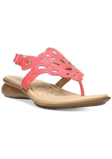 Naturalizer Jade Thong Sandals Women's Shoes