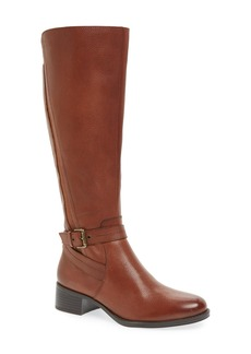 Naturalizer 'Jelina' Riding Boot (Women) (Wide Calf)