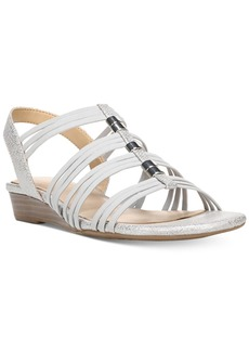 Naturalizer Jilly Strappy Flat Sandals Women's Shoes