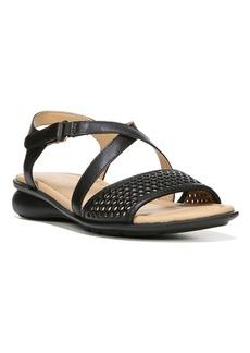 Naturalizer Juniper Cutout Leather Sandals