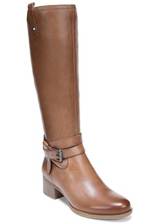 Naturalizer Kim Wide Calf Riding Boots Women's Shoes