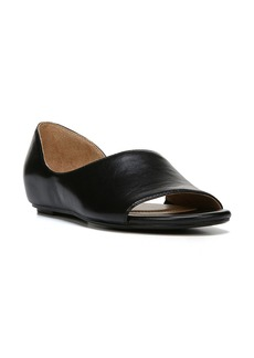 Naturalizer Lucie Half d'Orsay Flat (Women)