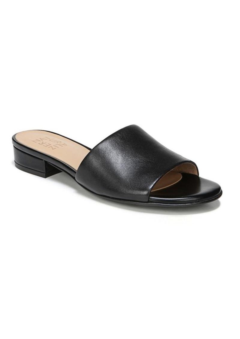 2ab5c221480e Naturalizer Naturalizer Mason Leather Slide Sandals