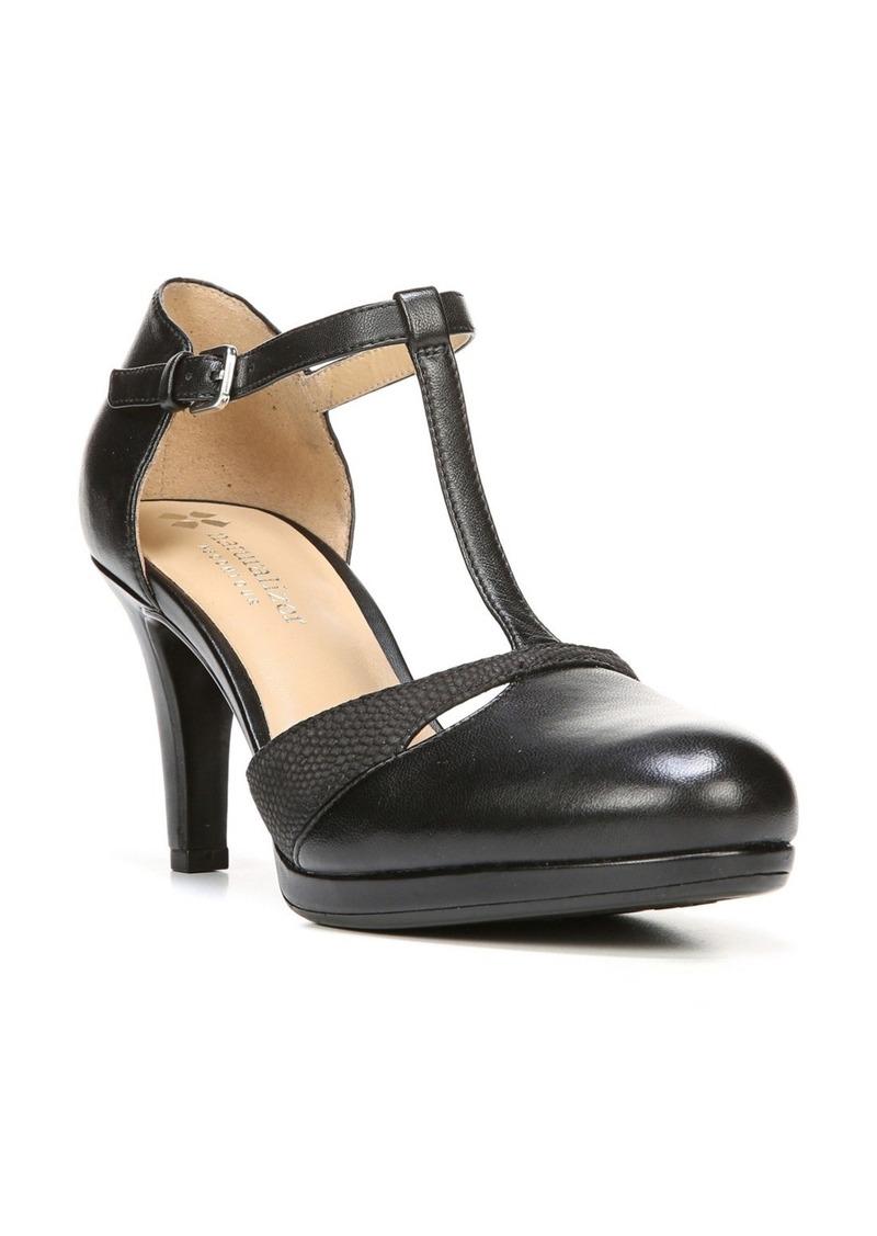 Naturalizer Naturalizer Megan T Strap Pump Women Shoes