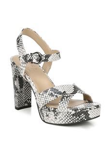 Naturalizer Mia Cross Strap Platform Sandal (Women)