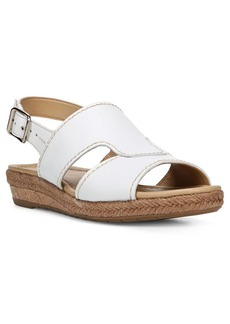 Naturalizer Reese Slingback Wedge Sandals