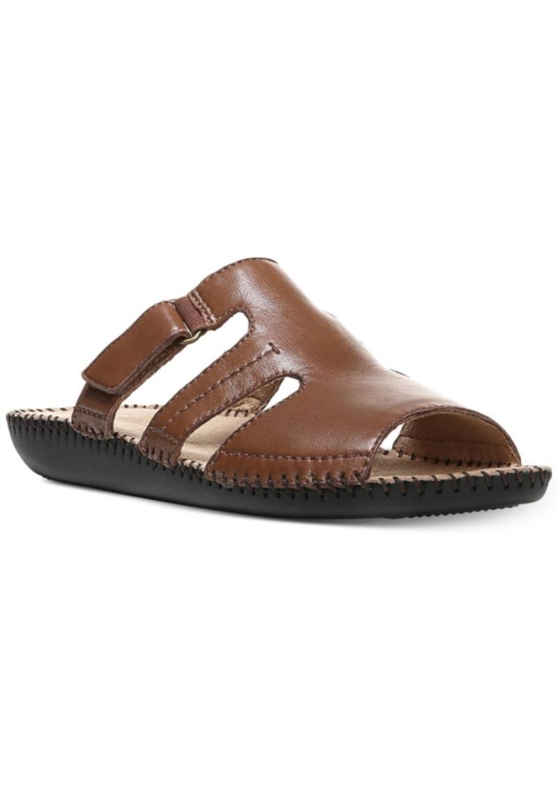 Naturalizer Serene Flat Sandals Women's Shoes