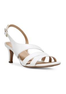 Naturalizer Taimi Leather Slingback Sandals