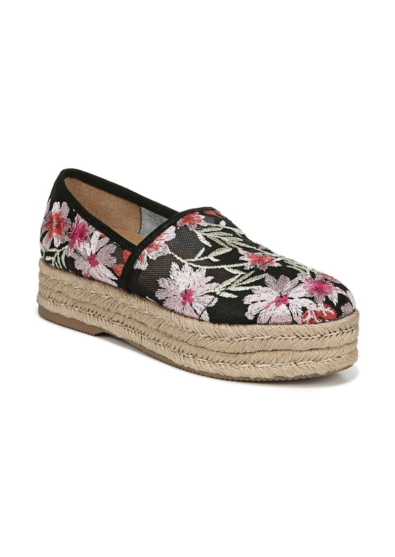Naturalizer Thea Espadrille Platform Slip-On (Women)