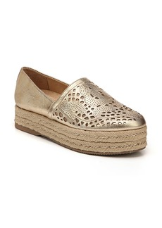 Naturalizer Thea Perforated Platform Espadrille (Women)