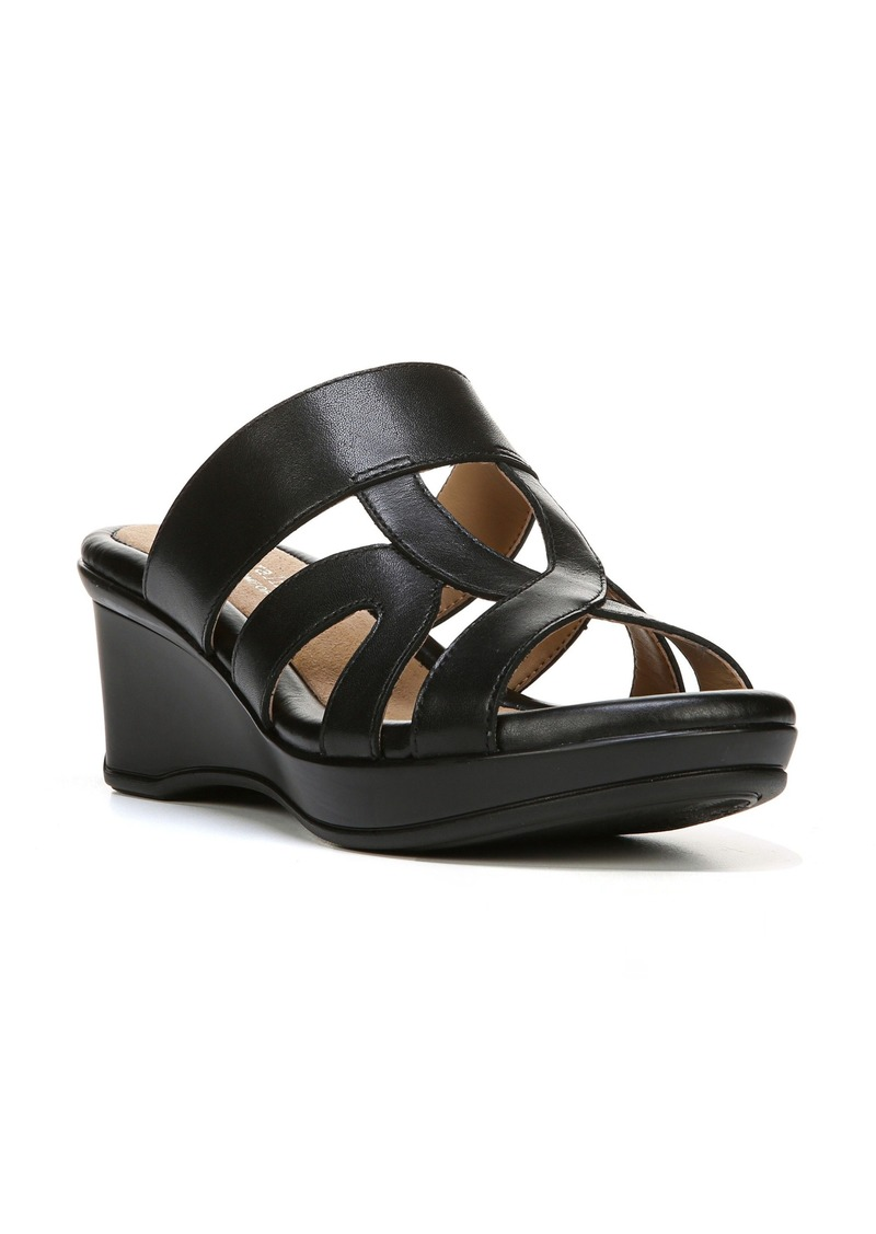 Naturalizer Women's Vanity Wedge Sandal iCWGHwN