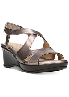 Naturalizer Villette Wedge Sandals Women's Shoes