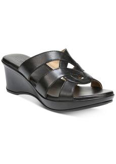 Naturalizer Violet Wedge Sandals Women's Shoes