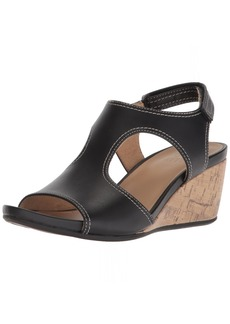 Naturalizer Women's Cinda Wedge Sandal