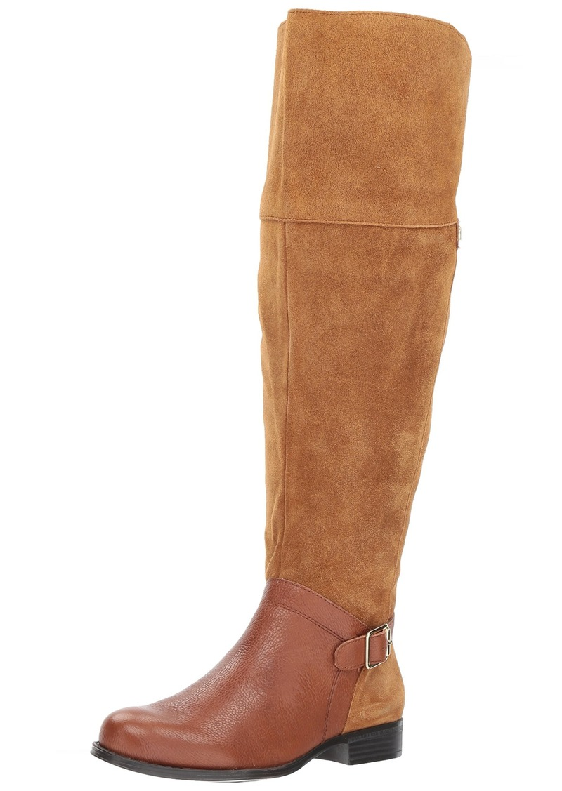 Naturalizer Women's January Wc Riding Boot  11 XW US