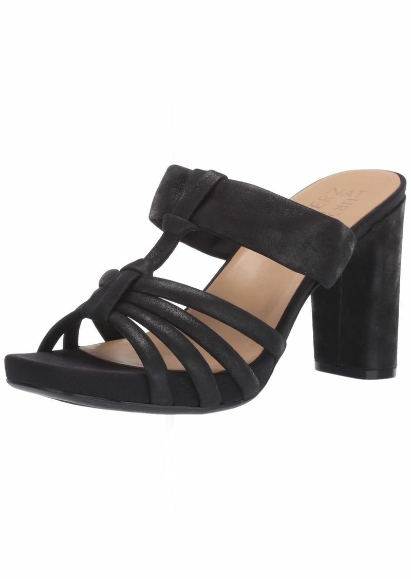 Naturalizer Women's Jordy Heeled Sandal   M US