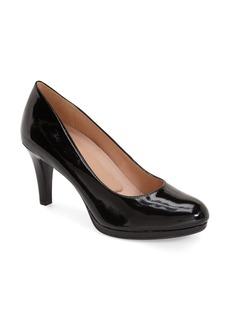 Naturalizer'Michelle' Almond Toe Pump (Women)