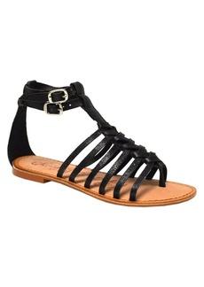 Naughty Monkey Boardwalk Leather Sandals
