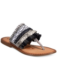 Naughty Monkey Monaco Flat Sandals Women's Shoes
