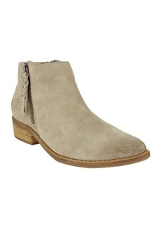 Naughty Monkey Saintel Suede Booties