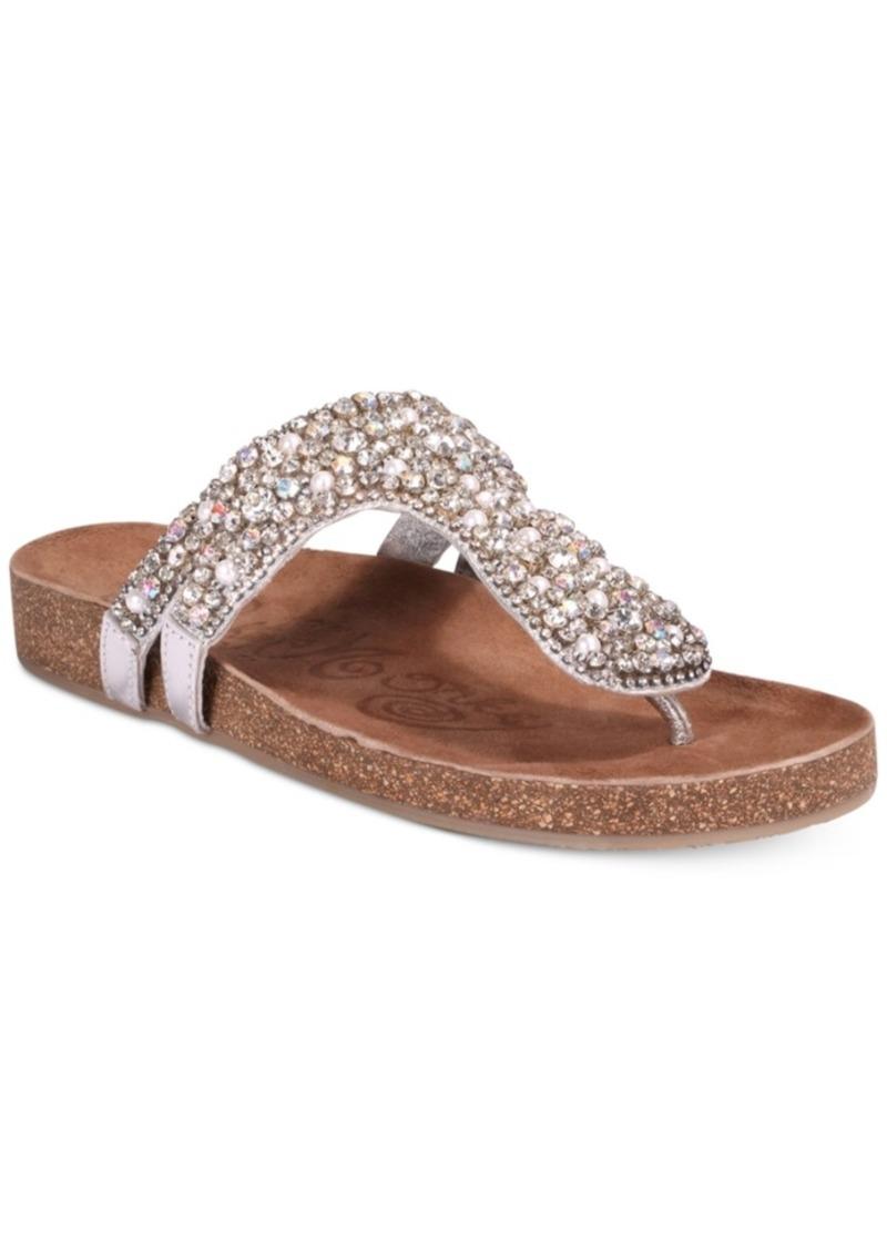 Naughty Monkey Treasure Island Embellished Sandals Women's Shoes