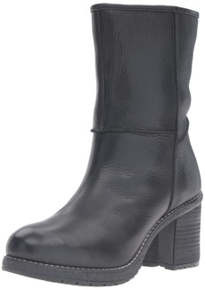Naughty Monkey Women's Arctic Ankle Bootie  9.5 M US