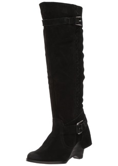 Naughty Monkey Women's Double up Slouch Boot  6 M US