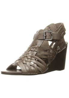 Naughty Monkey Women's Dually Noted Wedge Pump   M US