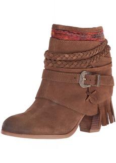 Naughty Monkey Women's Saddle Baggin Boot  8.5 M US