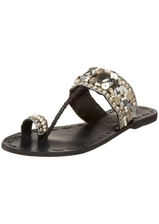 Naughty Monkey Women's Tika Sandal M US