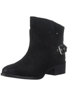 Naughty Monkey Women's Zoey Ankle Bootie   M US