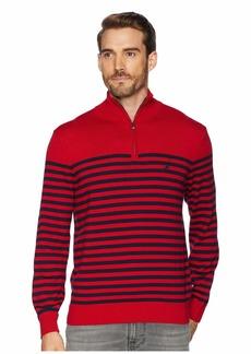 Nautica 12 Gauge 1/2 Zip Bretton Sweater