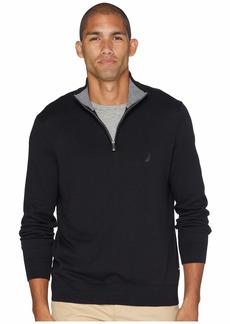 Nautica 12 Gauge 1/4 Zip Sweater