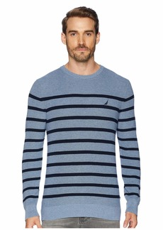 Nautica 12 Gauge Bretton Crew Sweater