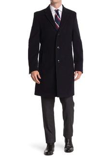 Nautica Barge Tailored Fit Coat